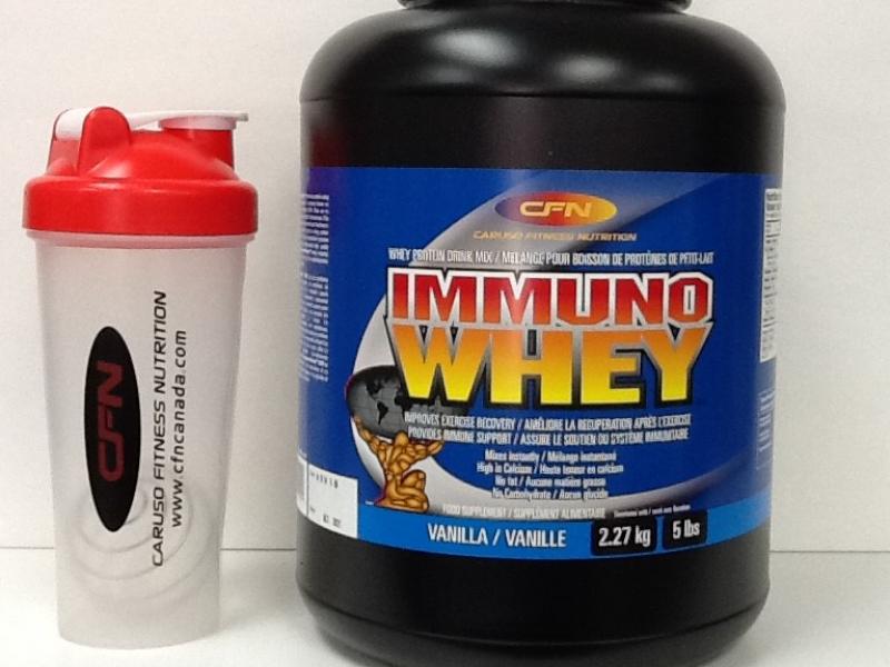 Whey | Supplément de protéine